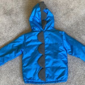 Columbia Kitterwibbit jacket fleece/nylon dragon